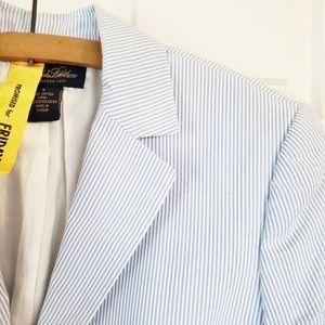 Brooks Brothers Seersucker Jacket